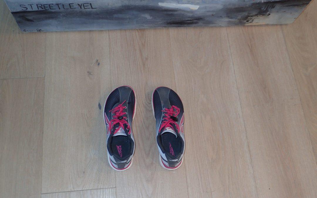 Stuff I love: Altra One 2.5 Road Running Shoe