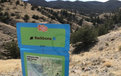 Fun in Salida… with a little side of misery.