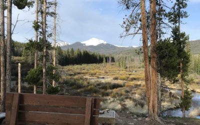 Slightly delayed recap of my week in Colorado Springs. & respecting recovery