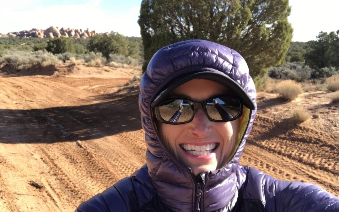 A Chilly Stopover in Moab
